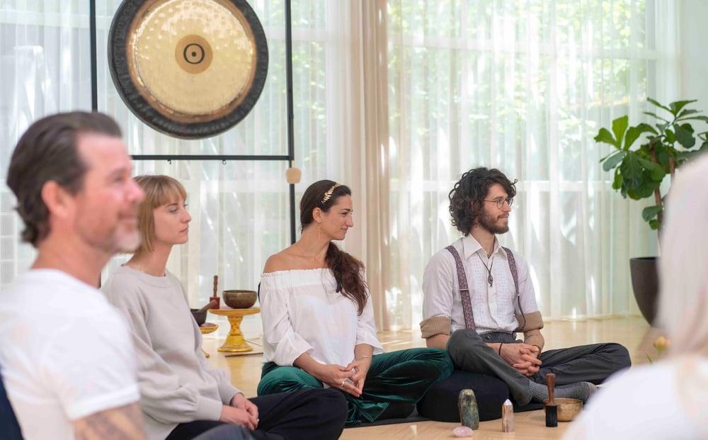 Psychedelic Integration Sharing Circle with Natasja and Daan