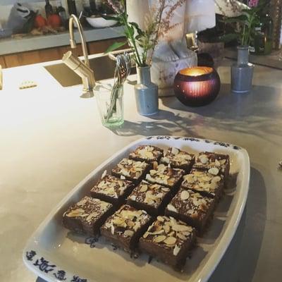 Tahin cake